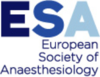ESA - European Society of Anaesthesiology